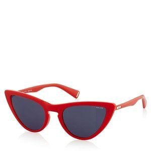 NWT Police Sunglasses red #66975